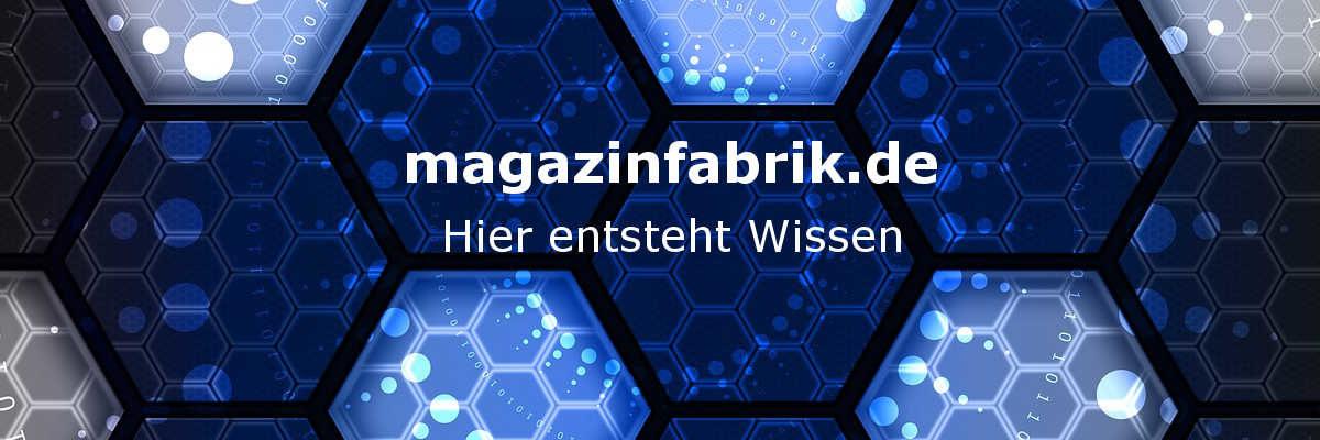 magazinfabrik.de - Hier entsteht Wissen